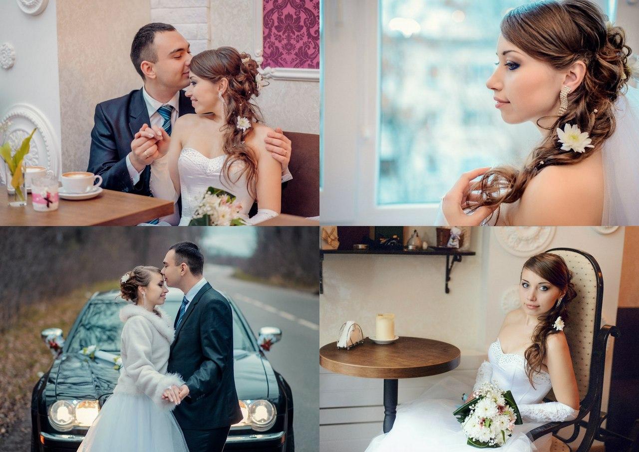 Прически для свадеб и праздников